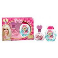 Air-Val Barbie Set Eau de toilette 100ml + Gel 300ml Réf : 6129