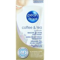 Pearl drops Coffee & tea 4D Blanchiment dentifrice 50ml