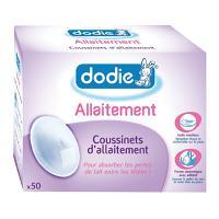 Dodie Coussinet Allaitement Adhésif Jour x50