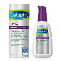 Cetaphil DERMACONTROL Oil Control lotion Moisturizer SPF 30
