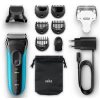Braun Rasoirs Électriques S3 Shave & Style  Series 3 3010BT