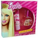 Air-Val Barbie pack, eau de toilette 30ml+ lotion pour le corps 60ml, pour filles