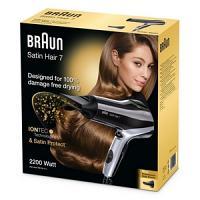 Braun Satin Hair 7 IONTEC HD710 Sèche-cheveux  avec Satin Protect™ ( garantie 2 ans)