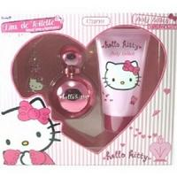 Air-Val Hello Kitty Set Eau de Toilette Pink 100ml + Body Lotion + Charme Réf : 5497