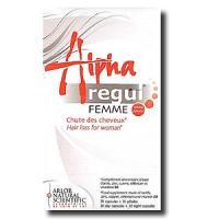 Arlor Alpharegul femme contre la chute de cheveux 30 capsules jour+ 30 gélules nuit