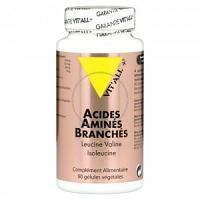 Vit'all+ Acides amines branchés 90 Gellules