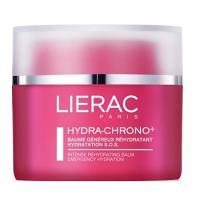 LIERAC Hydra Chrono+ Baume Généreux Réhydratant 40ml