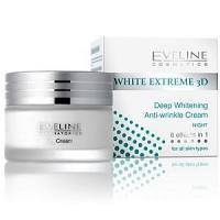 Eveline White Extreme 3D Crème Nuit Eclaircissante 50 ml