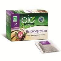 yves ponroy Bio Conseils Harpagophytum infusion 20 sachets