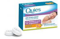 Quies 12 Pastilles à sucer anti ronflement choix de gout