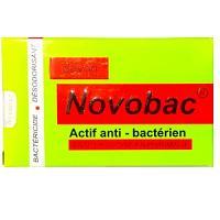 Novobac savon actif anti-bactérien 100g