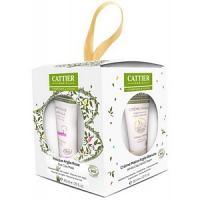 Offre Cattier Coffret mini Argile (Masque40ml+Gommage40ml+crème mains 30ml+Dentifrice 15ml)