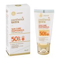 Panthenol Extra Ecran Invisible Diaphane Spf50+ 50ml