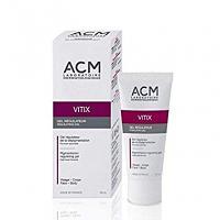 ACM ViTiX Gel Régulateur de Dépigmentation Visage et Corps 50ml