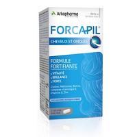 Arkopharma Forcapil Cheveux et Onlgles (180 Gélules)