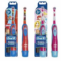 Oral-B Stages Power Brosse à dents électrique pour enfant à piles 3 Ans et Plus