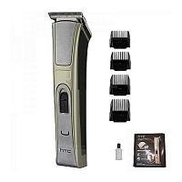HTC Tondeuse à Cheveux Professionnelle rechargeable - AT-128