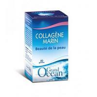 Yves Ponroy Collagène Marin - Beauté et fermeté de la peau 40 gélules