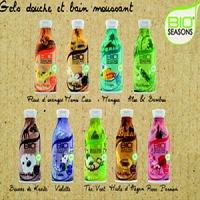 Bio seasons gel douches choix de parfums (300ml)