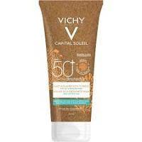 Vichy Capital Soleil Lait solaire Eco-concu spf50+ 200ml