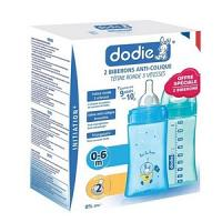 Dodie coffret biberon x2 Initition+ 270ml