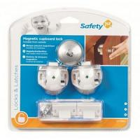 SAFETY 1st magnetic cupboard lock - Bloque placard magnétique
