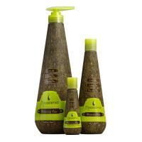 Macadamia Natural Oil Moisturizing Rinse - Après-Shampooing Quotidien Tous Types de Cheveux 1L