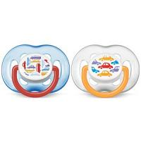 Avent Sucette Orthodontique freeflow