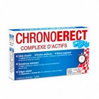 Eric favre ChronoERECT Complèxe d'actifs Libido-Erection 4 gélules