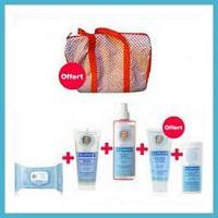 Offre Klorane pack Les Essentiels du Bain, De La Toilette et Du Change Pour Votre Bébé + Sac Rose offert