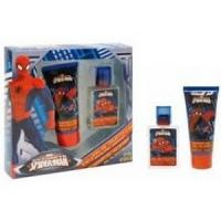 Air-Val Spider-man Set Eau de Toilette 25ml + Gel Douche 60ml Réf : 5541