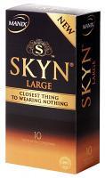 Manix Skyn king size, Large 10 préservatifs