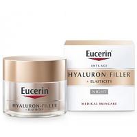 Eucerin Hyaluron-Filler +Elasticity Soin de Nuit - Anti-âge 50ml (remplace dermodensifyer)