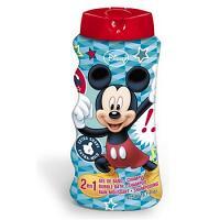 Disney Mickey And Minnie Gel Douche/Shampooing 2 en 1 475 ml