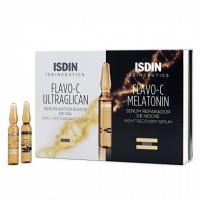 ISDIN ISDINCEUTIQUE FLAVO-C 24H PACK 10+10 Ampoules