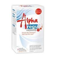 Arlor Natural ALPHA REGUL Homme Anti-chute de cheveux 30 capsules jour + 30 gélules nuit.