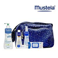 Pack sac bleu Mon nécessaire Mustela
