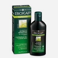 Biokap Shampoing Nourrissant et Réparateur Cheveux secs, abîmés, cassants et fourchus