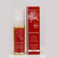 Aromessence Rhumatiflore Lumbago sciatique rhumatisme 30 ml