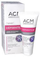 ACM Dépiwhite.M Crème Protectrice invisible SPF50+ 40ml