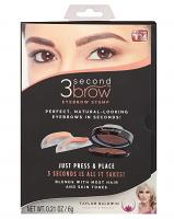3 Second Brow Eyebrow Stamp - Poudre Maquillage Sourcils en Seconde  6g