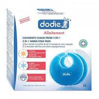 Dodie Coussinet Chaud Froid 2 en 1