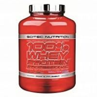 Scitec Nutrition 100% Whey Protein Miel Fraise 2350g