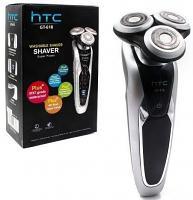 HTC Rasoir électrique Rechargeable 3D faible bruit GT-618