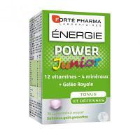 Forté Pharma  Énergie Power Junior -Tonus et Défences 30 Comp