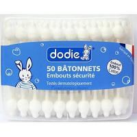 Dodie bâtonnets bébé x50