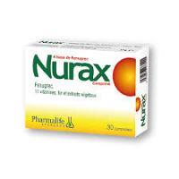 Pharmalife  Nurax appétit 30 comprimé