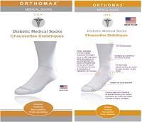 Chaussette Diabétique Orthomax