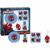 Air-Val Spider-Man Set Eau de toilette 30ml + Porte Clés + Stickers Réf : 5766