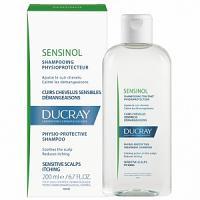 Ducray Sensinol Shampooing Traitant Physioprotecteur 200 ml